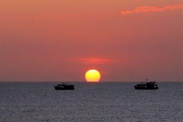 Ngắm hoàng hôn và câu mực đêm trên hòn đảo Ngọc Phú Quốc