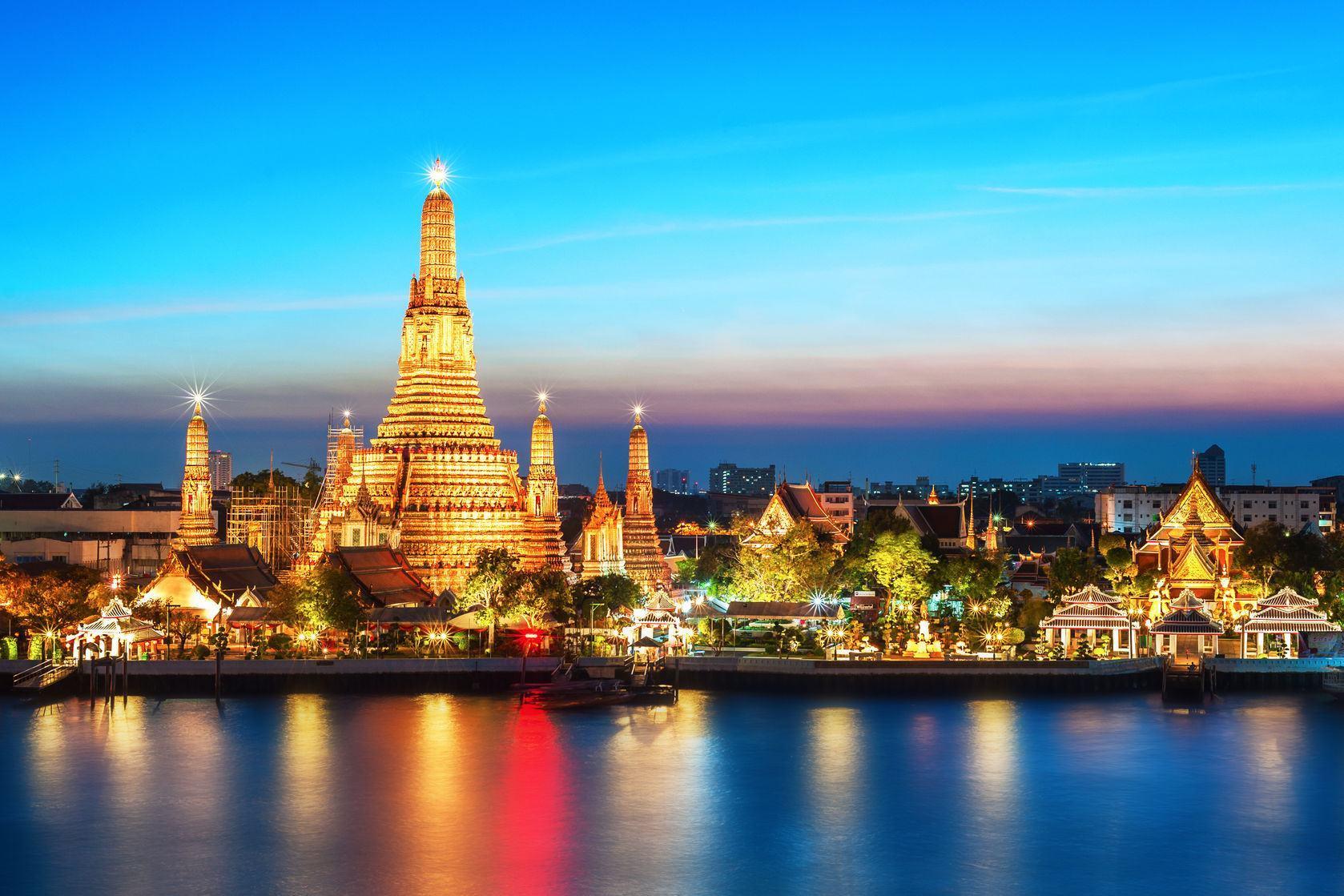 Hà Nội – Bangkok – Pattaya – Hà Nội0