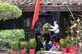 Phong tục Tết cổ truyền Việt Nam.